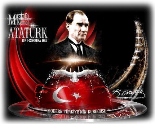 Başbuğ Mustafa Kemal Atatürk