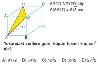 uzay_geometrı_katı_cısımler_cozumlu_test_1_009