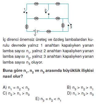 Elektrik Akımı test 2007