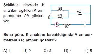 Elektrik Akımı test 4005
