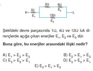 Elektrik Akımı test 4013