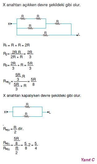 Elektrik Akımı çözümler 2002