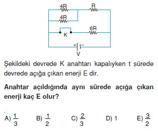 Elektrik Akımı test 1007