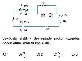 Elektrik Akımı test 1008