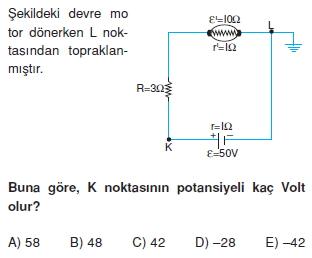 Elektrik Akımı test 4010