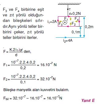 Magnetizma çözümler 2010