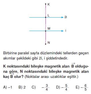 Magnetizma test 2005