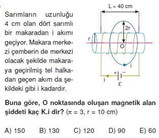 Magnetizma test 3010