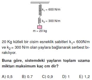 basitharmonikhareketvegenelcekimyasasicozumlutest2002