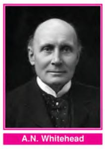 A.N. Whitehead