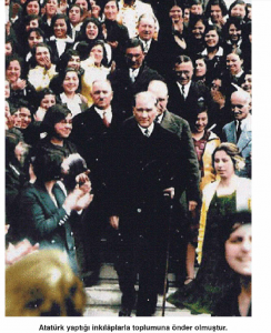 Büyük Önder Mustafa Kemal Atatürk