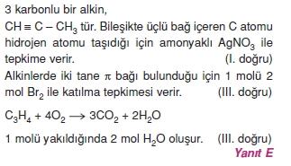 Hidrokarbonlarcözümler1012