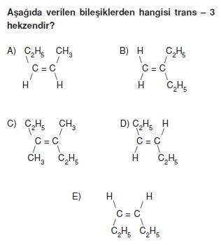 Hidrokarbonlarcözümlütest2006