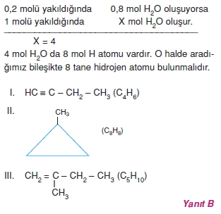 Hidrokarbonlarcözümler1009
