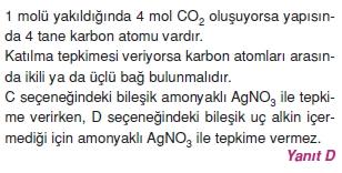 Hidrokarbonlarcözümler2001