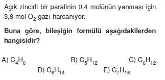 Hidrokarbonlarkonutesti2006