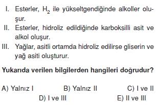 Karboksiliasitveesterlercözümlütest1011