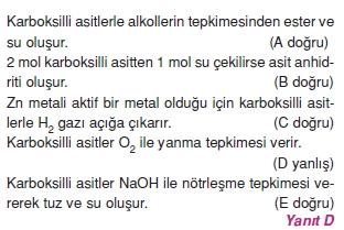 Karboksiliasitveesterlercözümler2006