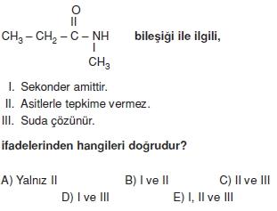 Karbonhidratlarazottürevlerivearomatikbilesiklerikonutesti1004