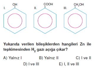Karbonhidratlarazottürevlerivearomatikbilesiklerikonutesti1009