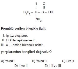 Karbonhidratlarazottürevlerivearomatikbilesiklerikonutesti1011