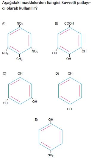 Karbonhidratlarazottürevlerivearomatikbilesiklericözümlütest1010