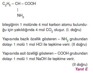 Karbonhidratlarazottürevlerivearomatikbilesiklericözümler2009