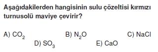 Kimyasalbaglarvebilesiklercözümlütest2013
