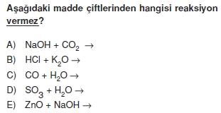 Kimyasalbaglarvebilesiklercözümlütest1001