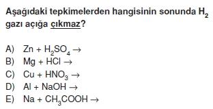 Kimyasalbaglarvebilesiklercözümlütest2011