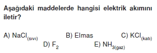 Kimyasalbaglarvebilesiklercözümlütest2012