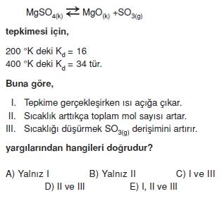 Kimyasaltepkimelerdedengecözümlütest2007