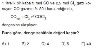Kimyasaltepkimelerdedengecözümlütest2010