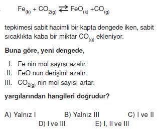 Kimyasaltepkimelerdedengecözümlütest2011
