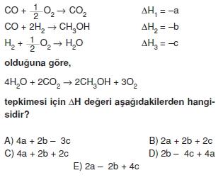 Kimyasaltepkimelerdeenerjicözümlütest1003