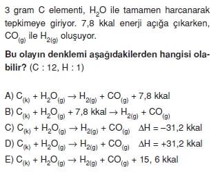 Kimyasaltepkimelerdeenerjicözümlütest1009
