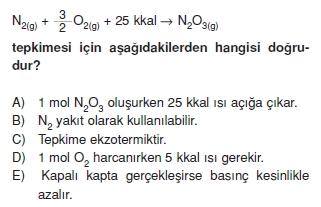 Kimyasaltepkimelerdeenerjikonutesti1006