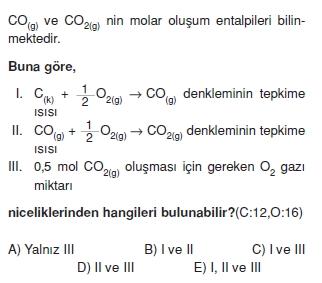 Kimyasaltepkimelerdeenerjikonutesti2005