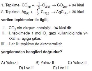 Kimyasaltepkimelerdeenerjikonutesti4005
