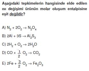 Kimyasaltepkimelerdeenerjikonutesti4007