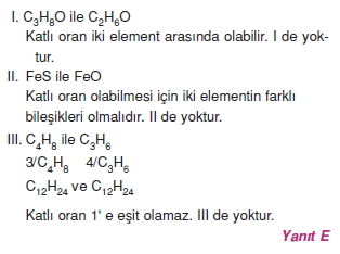 Kimyasalyasalarcözümlütest2002