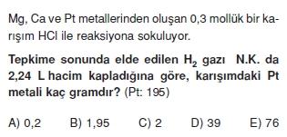 Kimyasalyasalarhesaplamalarcözümlütest1008