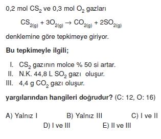 Kimyasalyasalarhesaplamalarcözümlütest1001