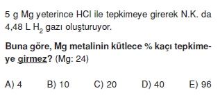 Kimyasalyasalarhesaplamalarcözümlütest1002