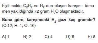 Kimyasalyasalarhesaplamalarcözümlütest1003