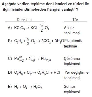 Kimyasalyasalarhesaplamalarcözümlütest2002