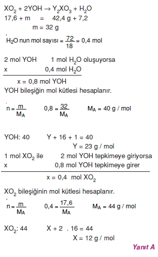 Kimyasalyasalarhesaplamalarcözümler1009