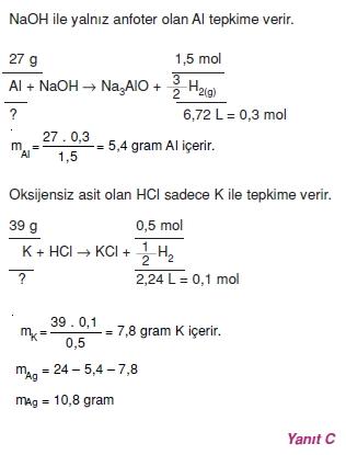 Kimyasalyasalarhesaplamalarcözümler2003