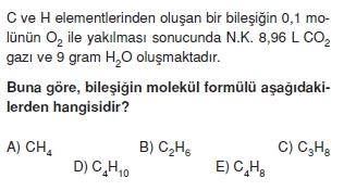Kimyasalyasalarhesaplamalarkonutesti1003