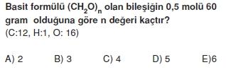 Kimyasalyasalarhesaplamalarkonutesti1009
